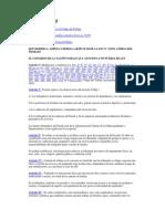 Ley Nro 496.95 Modificaciones Al Codigo de Trabajo