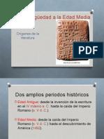 Literatura Antigua