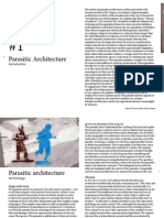 T02 Essay Parasitic Architecture