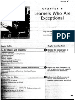 A6_ Learner Who Are Execeptional
