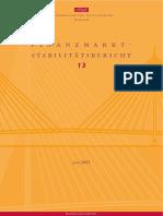 Finanzmarktstabilitätsbericht_13_2007