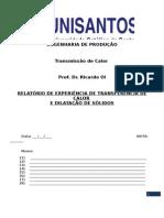 RELATÓRIO DE TRANSCAL