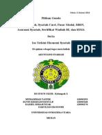 Tugas Akuntansi Syariah 6 Jan 2015