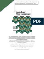 Case Study Burkina Faso Fraiture Et Al 2013 (1)