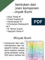 Pembentukan dan Komponen komponen Minyak Bumi.pptx
