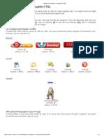 Adaugarea Imaginilor in Paginile HTML