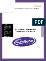 Marketing Plan Cadbury (Autosaved)