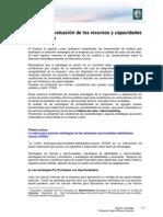 Lectura 3 - Evaluación de Los Recursos y Capacidades
