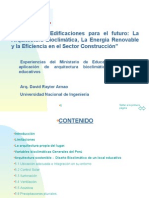 D Rayter-Gui Bioclimatica LOCAL EDUCATIVO