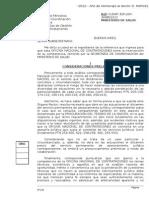 Dictamen 935 Resp 476 Ministerio de Salud Presu Nción de Desdoblamiento D. 893-12