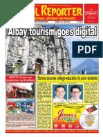 Bikol Reporter April 12 - 18 Issue