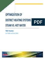 District Heating Systems Alternatives Lederer Fiedler 01-19-2012