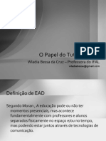 O Papel Do Tutor Na EAD 2