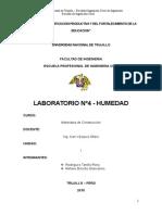 Lab 4 Humedad