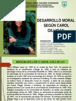 Carol Gilligan Diapositivas