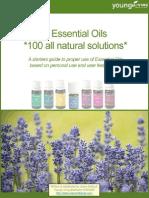7 Essential Oils - 100 Solutions
