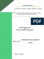 M14 - Management de La Relation ClientTER-TSC