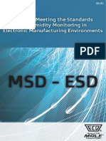 Guide to Msd-esd Standards