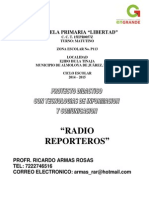 Proyecto Tic-2015