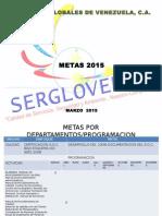 Presentación Para Definir Metas 2015