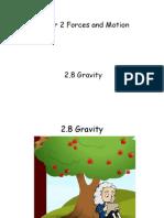 2.8 Gravity