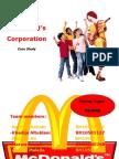 Presentation1. Mc Donald's