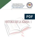 Historia Iglesia i