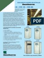 Deshum. CDS Tarifa 1-09B