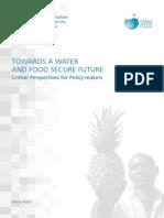 FAO WWC White Paper Web