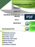 caso 4 DISTRESS RESPIRTORIO.pptx