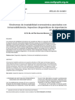 Síndromes de Inestabilidad Cromosómica Asociados Con