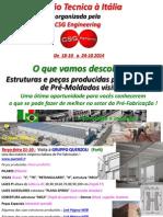Visitas Fabricas 2014 Csg