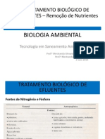 Tratamento Biologico 3 Aula 8 2014