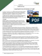 Estudo de Caso - a Logística de Exportação Do Suco de Laranja Na Cargill