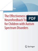The Effectiveness of Neurofeedback Training for Children With Autism Spectrum Disorders