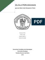 Resume Tata Kelola Perusahaan
