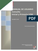 Manual Junta Primaria LOM Final 01-10-2014