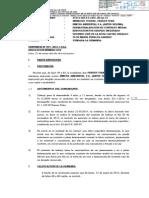 PODER JUDICIAL ORDENA REPOSICION DE FREDY MENACHO TORRES
