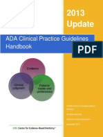 ADA Clinical Practice Guidelines Handbook-2013.Ashx