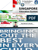 Singapore Educational System