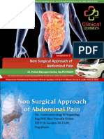 Simpo 5 - Nonsurgical Approach of Abdominal Pain - Dr Putut SpPD