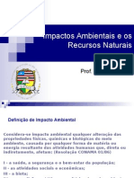 Impactos Ambientais e Recursos Naturais.ppt