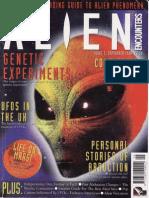 Alien Encounters Issue 3