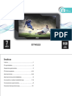 Manual Tablet d70g22