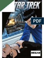 Star Trek Adaptación de La Pelicula 2009 #05