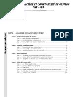 Analyse Financière Et Comptabilité de Gestion