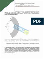Simulazione seconda prova scientifico - Tracce