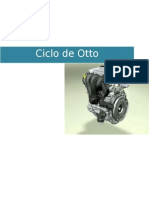 Ciclos termodinámicos - Ciclo de Otto