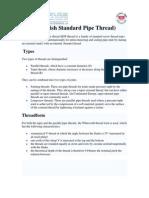British Standard Pipe Thread