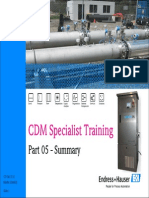 05 CDM Specialist Training Rev01